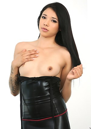 Sexy Teen Leather Porn Pictures