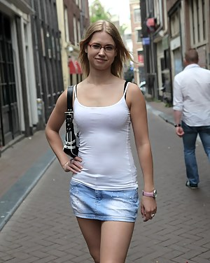 Sexy Teen Glasses Porn Pictures